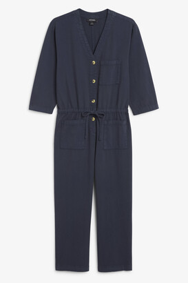 Monki Cotton boiler suit