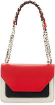 Elena Ghisellini Eclipse Small Flap Crossbody Bag