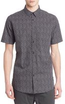 Zanerobe Printed Short Sleeve Shirt