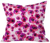 DENY Designs Randi Antonsen Flower Throw Pillow