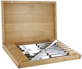 Zwilling J.A. Henckels Stainless Steak 8-Piece Set in Square Presentation Box