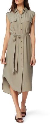 Habitual Dasha Utility Shirt Dress