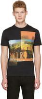 DSQUARED2 Black Palm T-shirt
