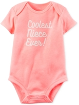 Carter's Coolest Niece Ever Bodysuit, Baby Girls (0-24 months)