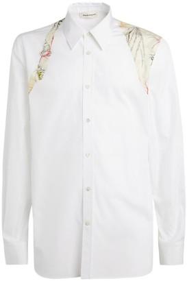Alexander McQueen Botanical Harness Shirt