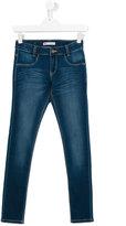 Levi's Kids - 710 skinny jeans - kids - Cotton/Polyester/Viscose/Spandex/Elastane - 16 yrs