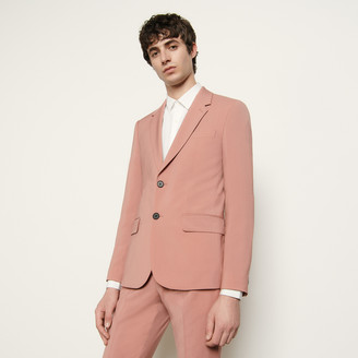 Sandro Cool wool suit jacket