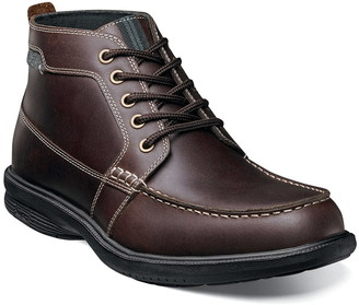 Nunn Bush Marley St. Moc Toe Boot