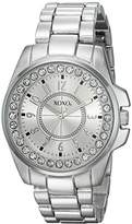 XOXO Women's Quartz Metal and Alloy Casual Watch, Color:Silver-Toned (Model: XO209)