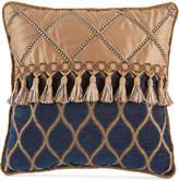 """Croscill Julien 18"""" Square Decorative Pillow"""