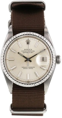 Rolex 1969 pre-owned Datejust 36mm