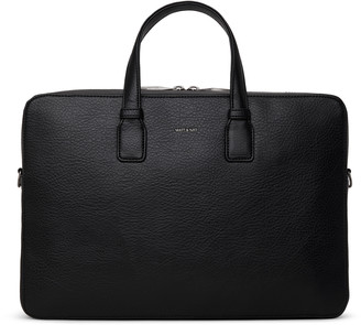 Dwell Matt & NatMatt & Nat BELEM Briefcase - Black