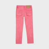 Paul Smith Girls' 7+ Years Pink Denim 'Marla' Jeans