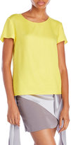 Alexis Mabille Short Sleeve Top