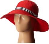 Lauren Ralph Lauren Poly Signature Grosgrain Sun Hat