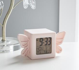 Pottery Barn Kids Light Up Butterfly Digital Clock