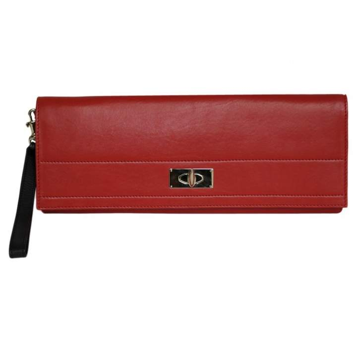 Givenchy Leather Clutch Purse