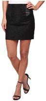 BCBGeneration Contrast Inset Pencil Skirt DMV3F122