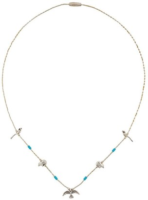 Jessie Western Span embellished necklace
