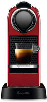 Nespresso CitiZ Coffee Machine by Breville, Red