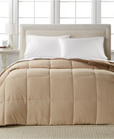 Home Design Down Alternative Color Full/Queen Comforter, Hypoallergenic, Created for Macy's