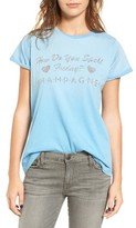 Wildfox Couture Women's Finally Friday Heights Crew Tee