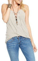 Chaser Lace Up Tank