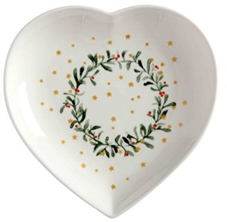 Maxwell & Williams Lappland Heart Shaped Dish 23cm Gift Boxed