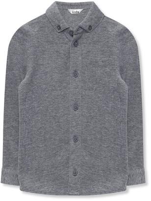 M&Co Pique shirt (9mths-5yrs)