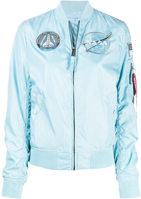 Alpha Industries NASA jacket