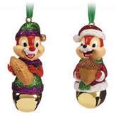 Disney Chip 'n Dale Bell Ornament Set