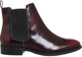 Office Bramble leather chelsea boots