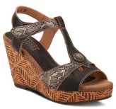 Spring Step L'artiste By Nicolasa Wedge Sandal