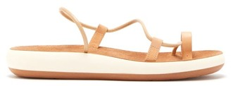 Ancient Greek Sandals Afea Comfort Leather Sandals - Tan