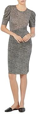 Joie Yasmin Printed Sheath Dress