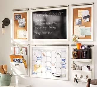 Pottery Barn Magnetic Whiteboard Calendar