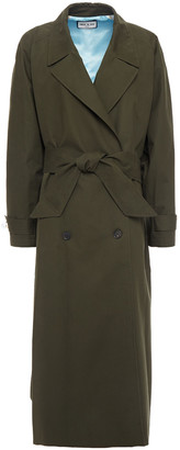 Paul & Joe Cotton-twill Trench Coat