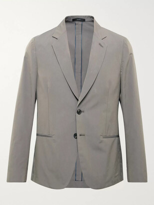 Paul Smith Soho Slim-Fit Cotton Suit Jacket - Men - Gray