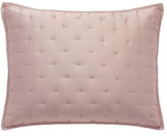 Ted Baker Bow Sham Size: Standard, Color: Pink