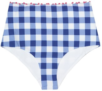 Marysia Bumby Exclusive to Mytheresa French Mott bikini bottoms