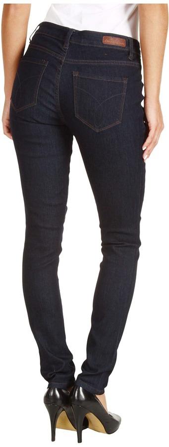 Calvin Klein Jeans Powerstretch Denim Legging in Rinse (Rinse) - Apparel