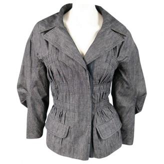 Louis Vuitton Navy Cotton Jackets