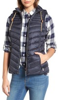 Barbour Women's Lowmoore Quilted Hooded Vest