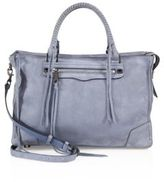Rebecca Minkoff Regan Nubuck Leather Satchel