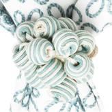 Juliska Bead Bouquet Striped Napkin Ring