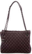 Chanel New Bubble Quilted Tote