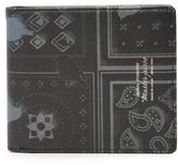 MASTERPIECE x nowartt Bandana Stamped Wallet