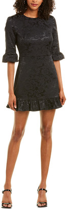 Amanda Uprichard Candice Mini Dress