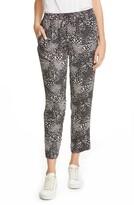 Joie Ceylon B Mixed Animal Print Pants