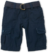 Levi's Toddler Boys) Cargo Shorts With Belt